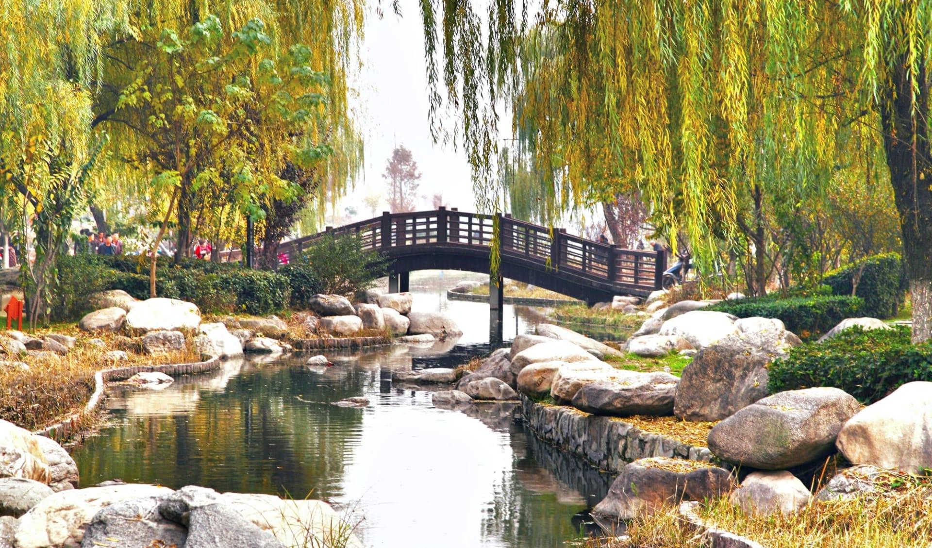 Auf den Spuren Marco Polos entlang der Seidenstrasse ab Peking: China_Xian_