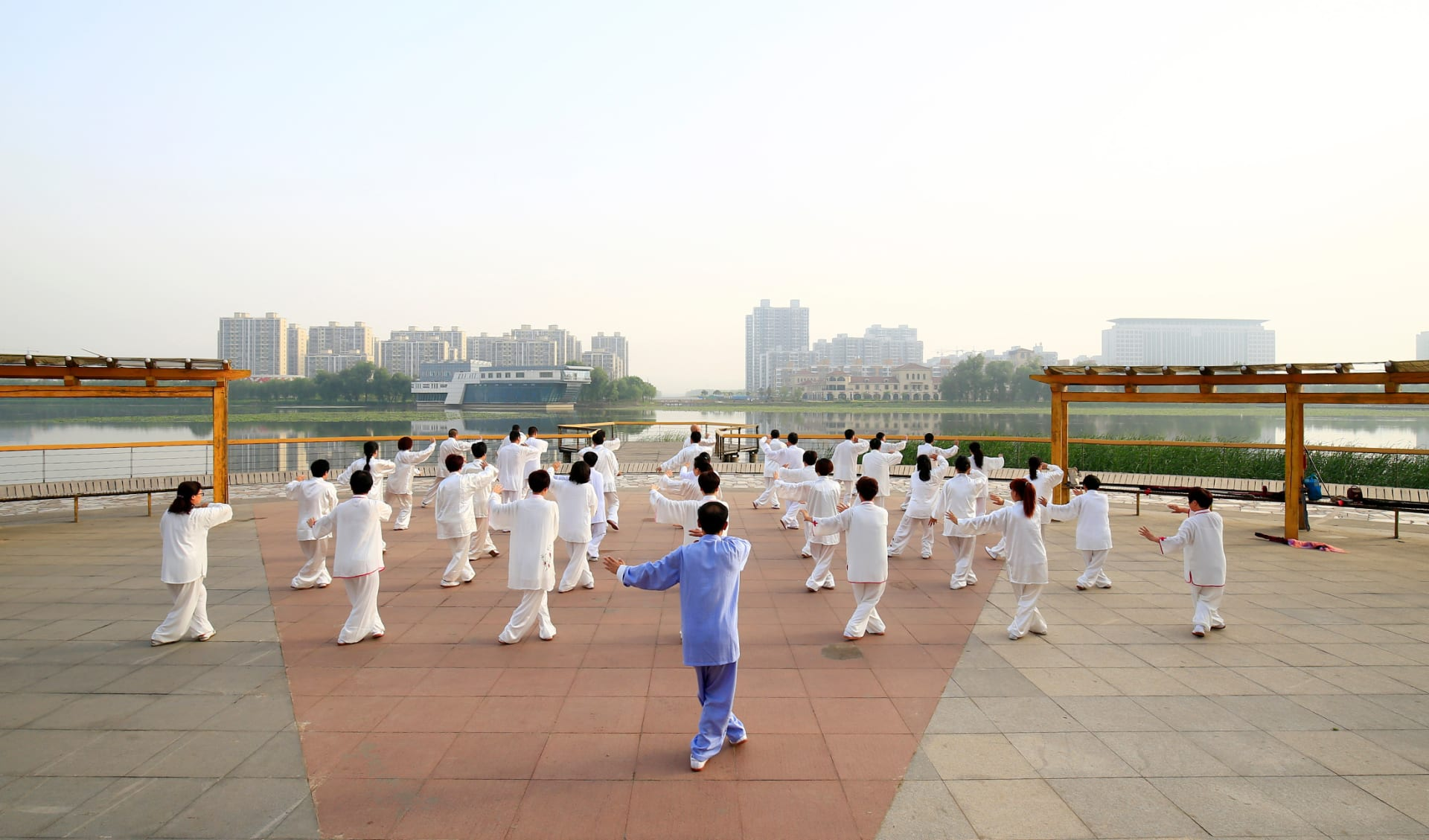 Tai Chi, China