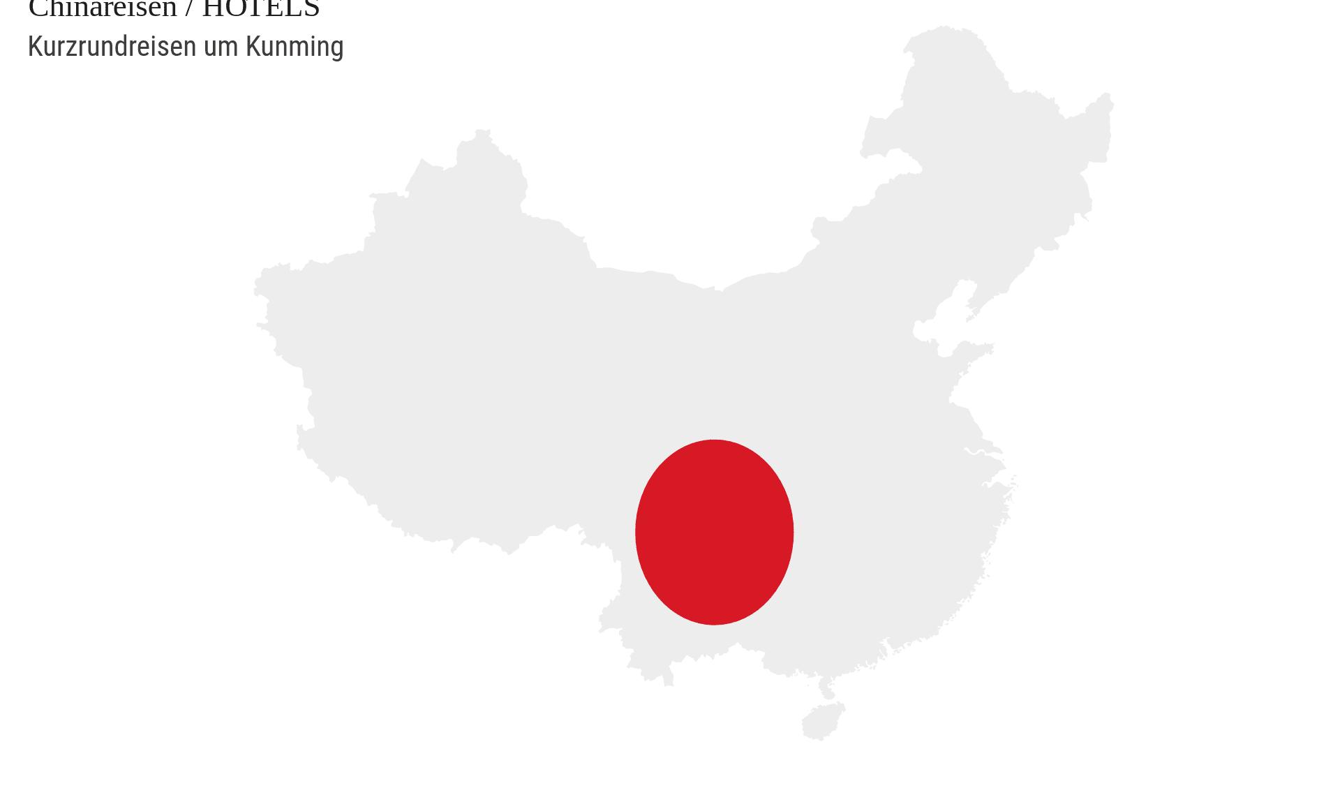 Kurzreisen Kunming