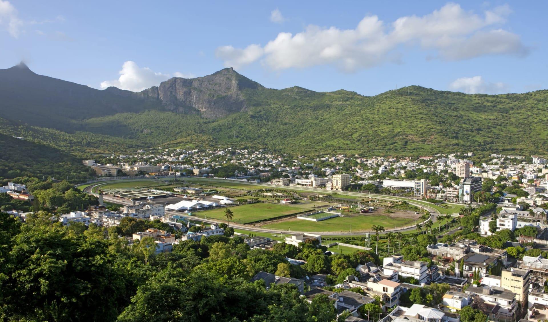 Mauritius a la carte ab Mahébourg: City