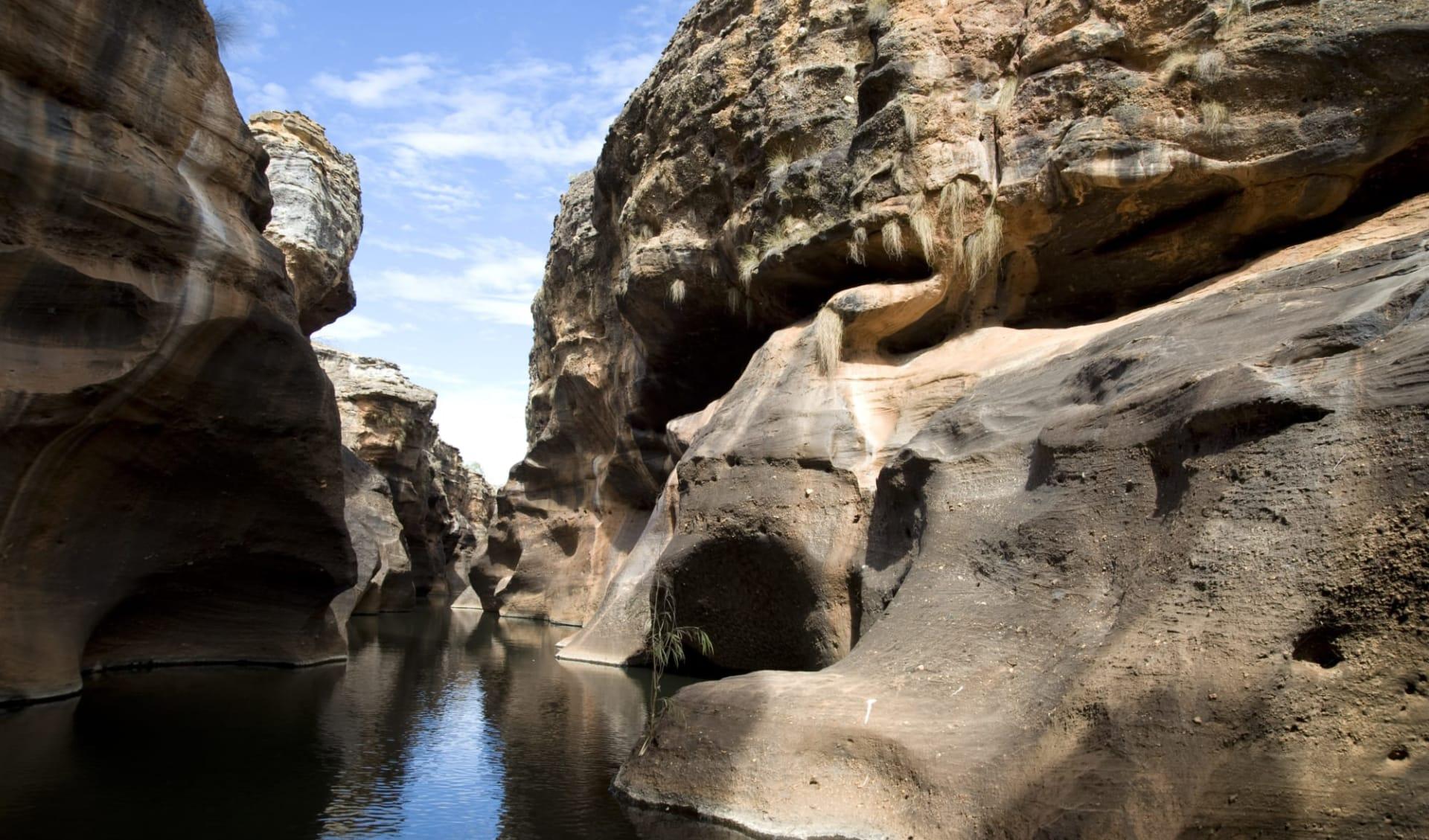 Savannah Way ab Cairns: Cobbold Gorge North Queensland