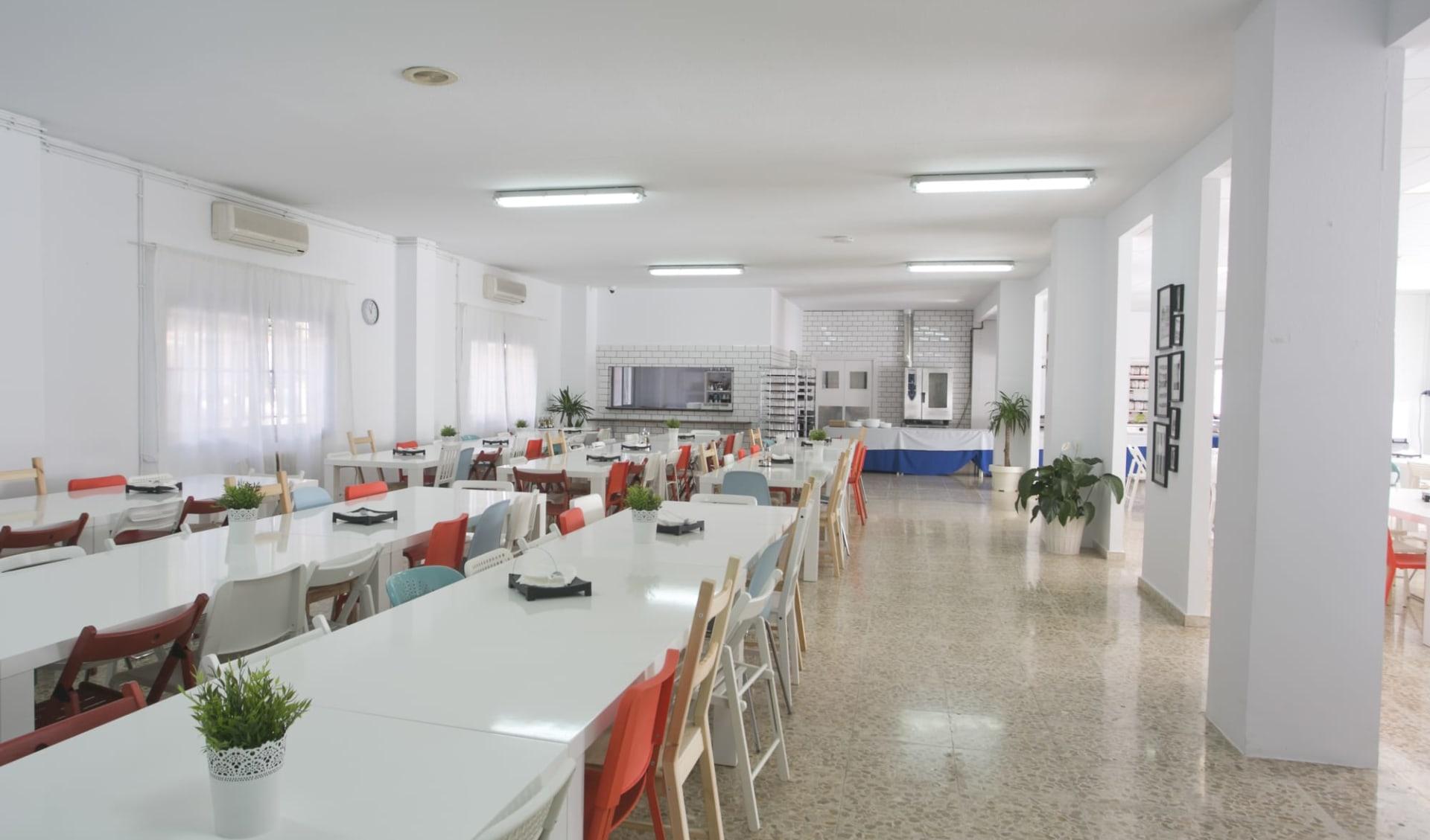 Malaga - Sport Residence Malaga: Comedor_01