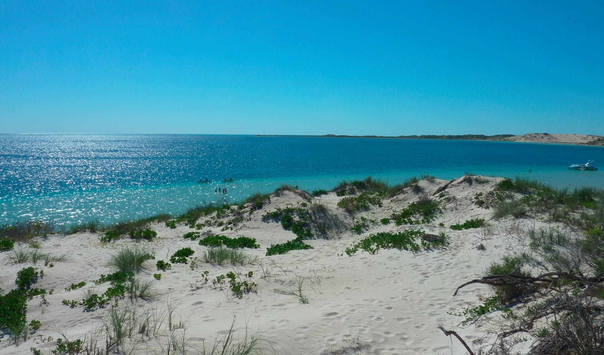 Great Western Explorer - Perth bis Darwin: Coral Bay