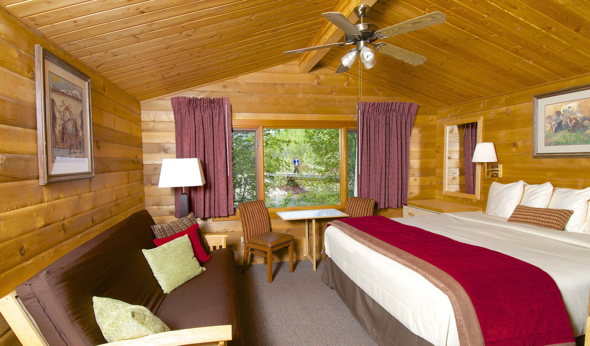 Denali Backcountry Lodge in Denali National Park: denali_backcountry_lodge_DBL Superior King