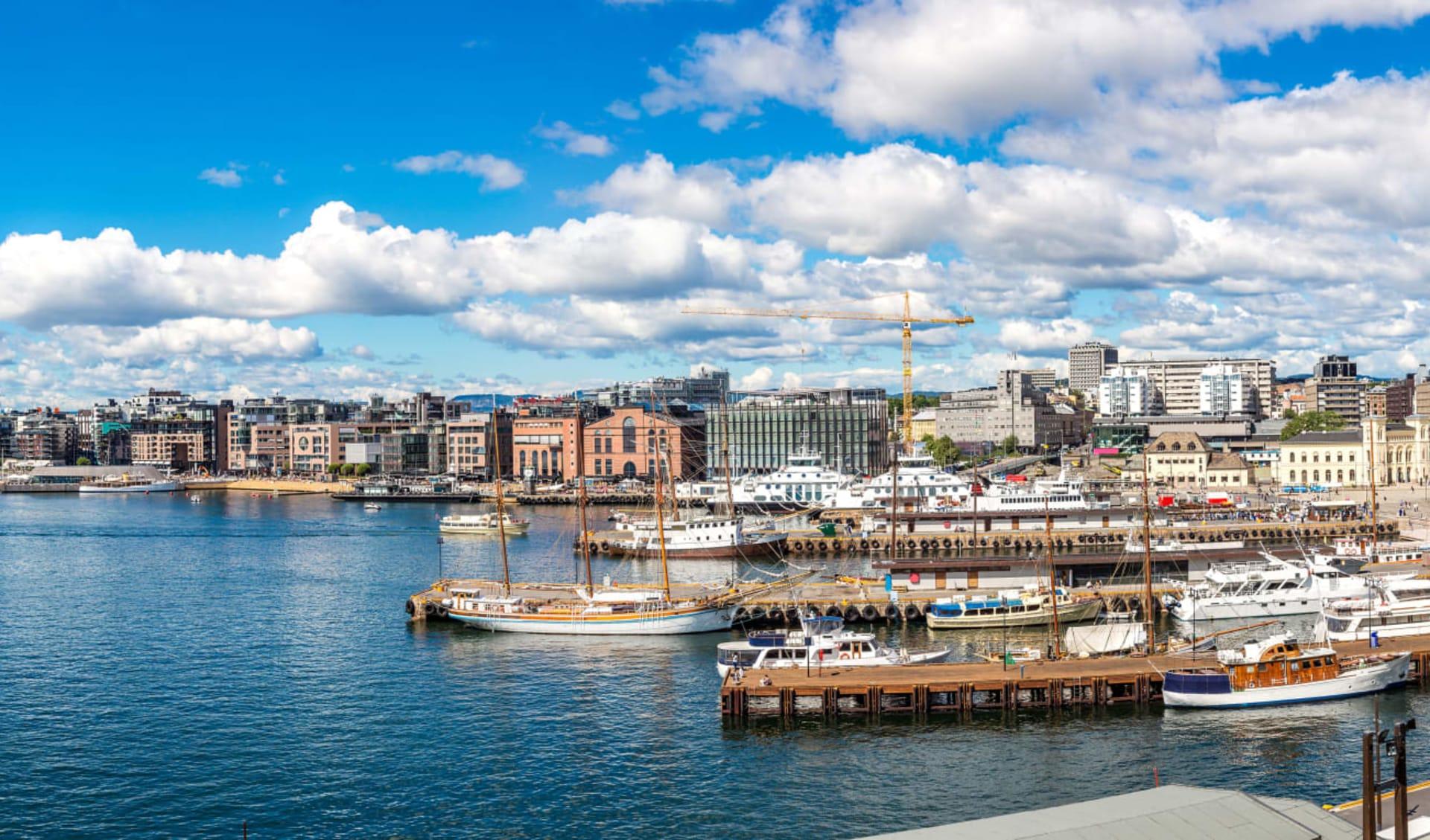 Comfort Grand Central in Oslo: Der Oslo-Norwegen-Hafen