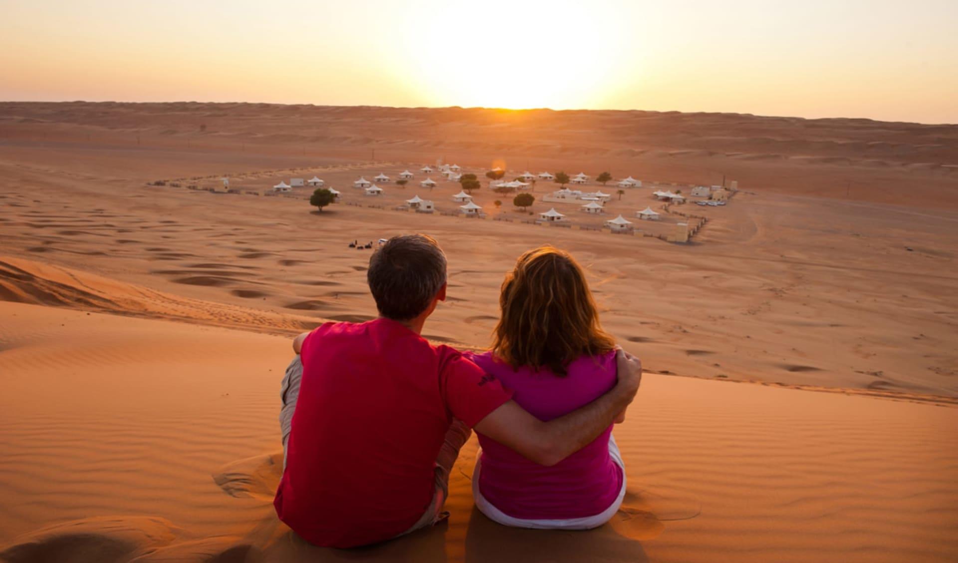 Exquisites Sultanat ab Muscat: Desert Nights camp Oman