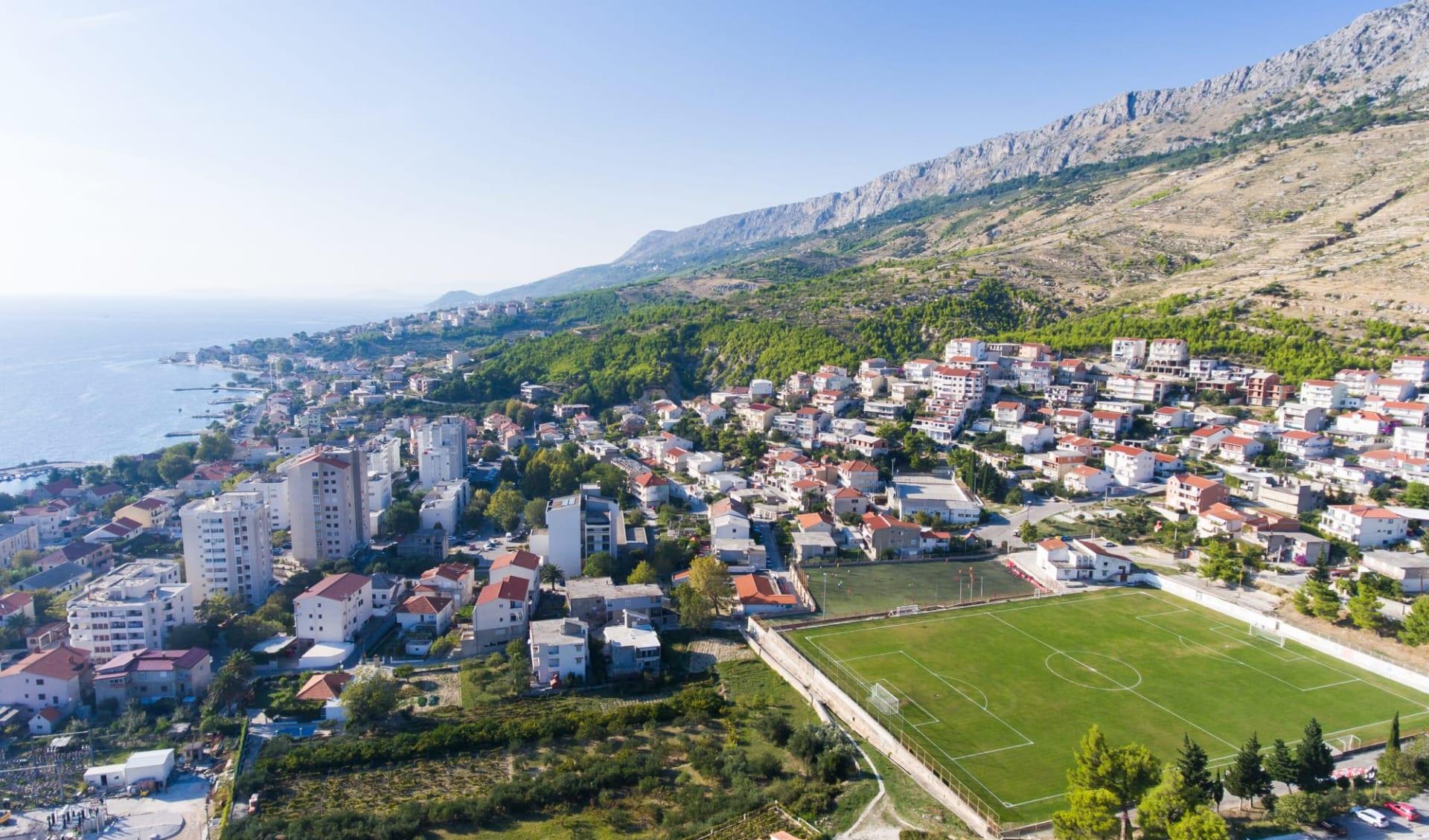 Split - Plaza Duce: DJI_0019