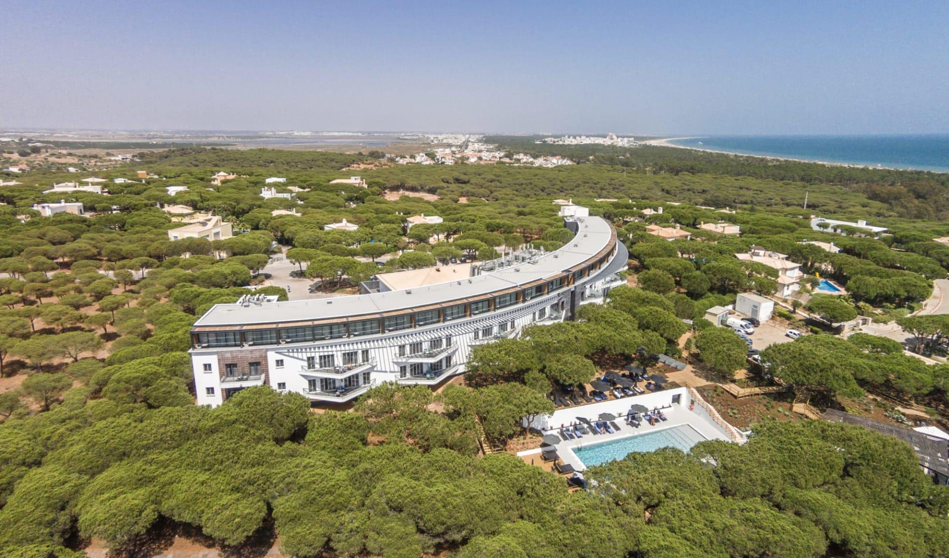 Praia Verde Boutique Hotel in Algarve: DJI00183