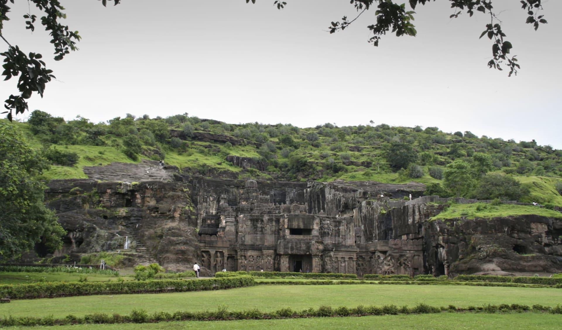 Weltkulturerbe Ellora & Ajanta ab Aurangabad: Ellora: Temples