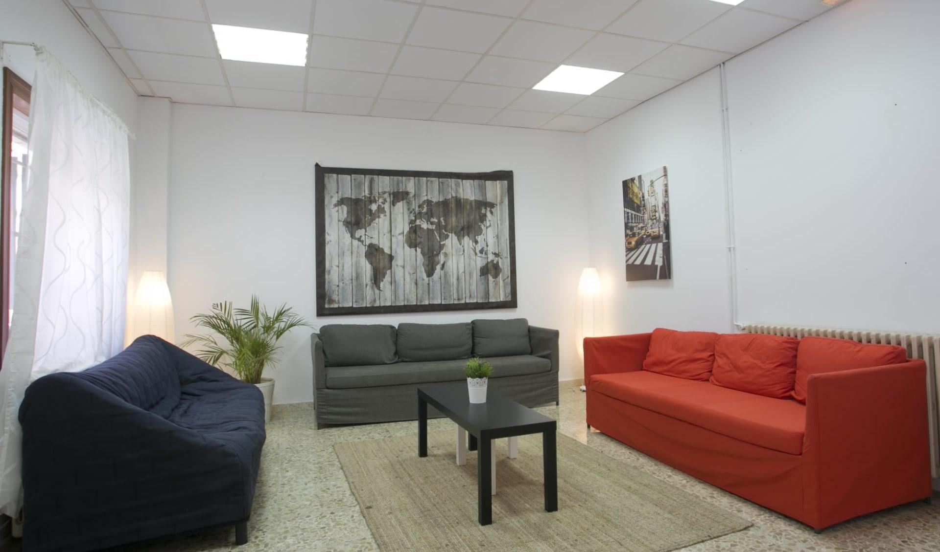 Malaga - Sport Residence Malaga: Entrada_02