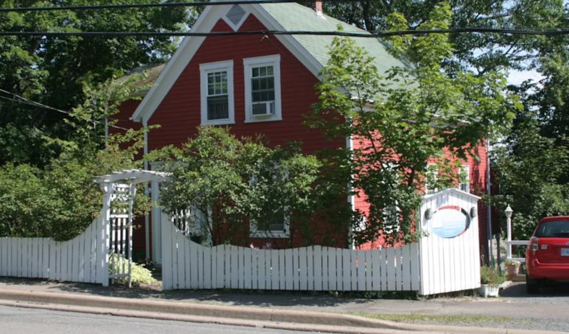 Evening Sail Bed and Breakfast in Pictou:  15152229
