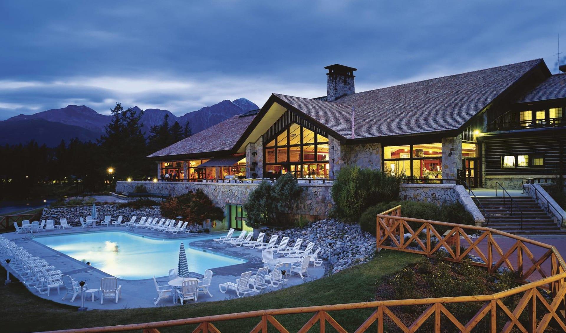 The Fairmont Jasper Park Lodge:  2014_171_05_Fairmont Jasper Park Lodge