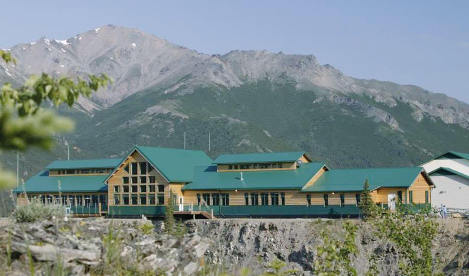 Grande Denali Lodge in Denali National Park:  2014_87_04_Grande DEnali