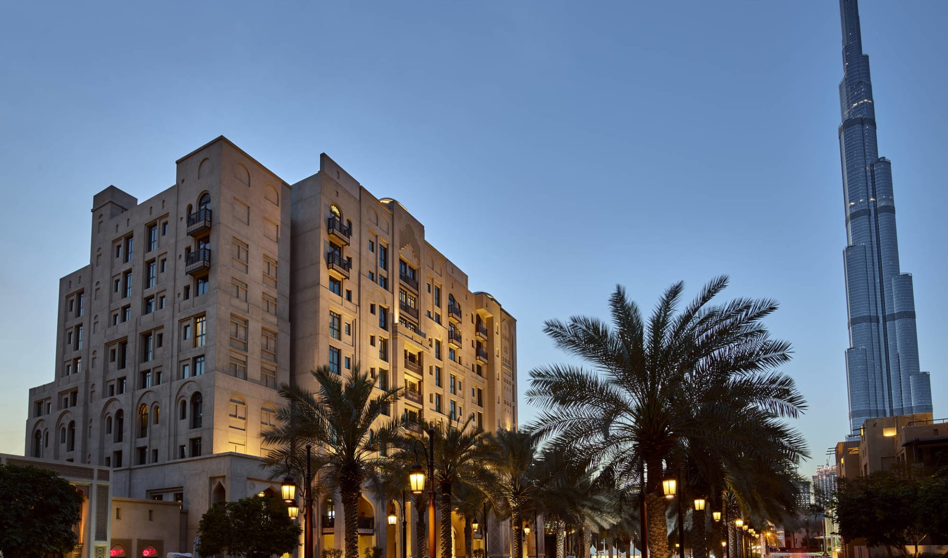 Manzil Downtown in Dubai: