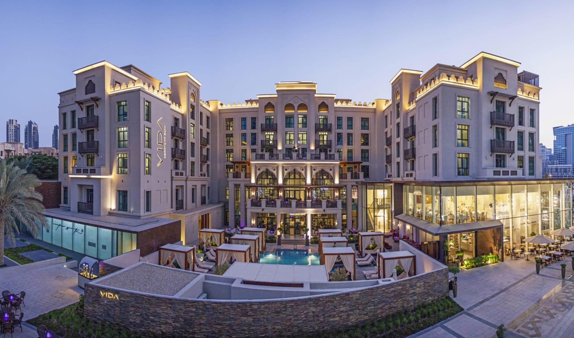 Vida Downtown in Dubai:
