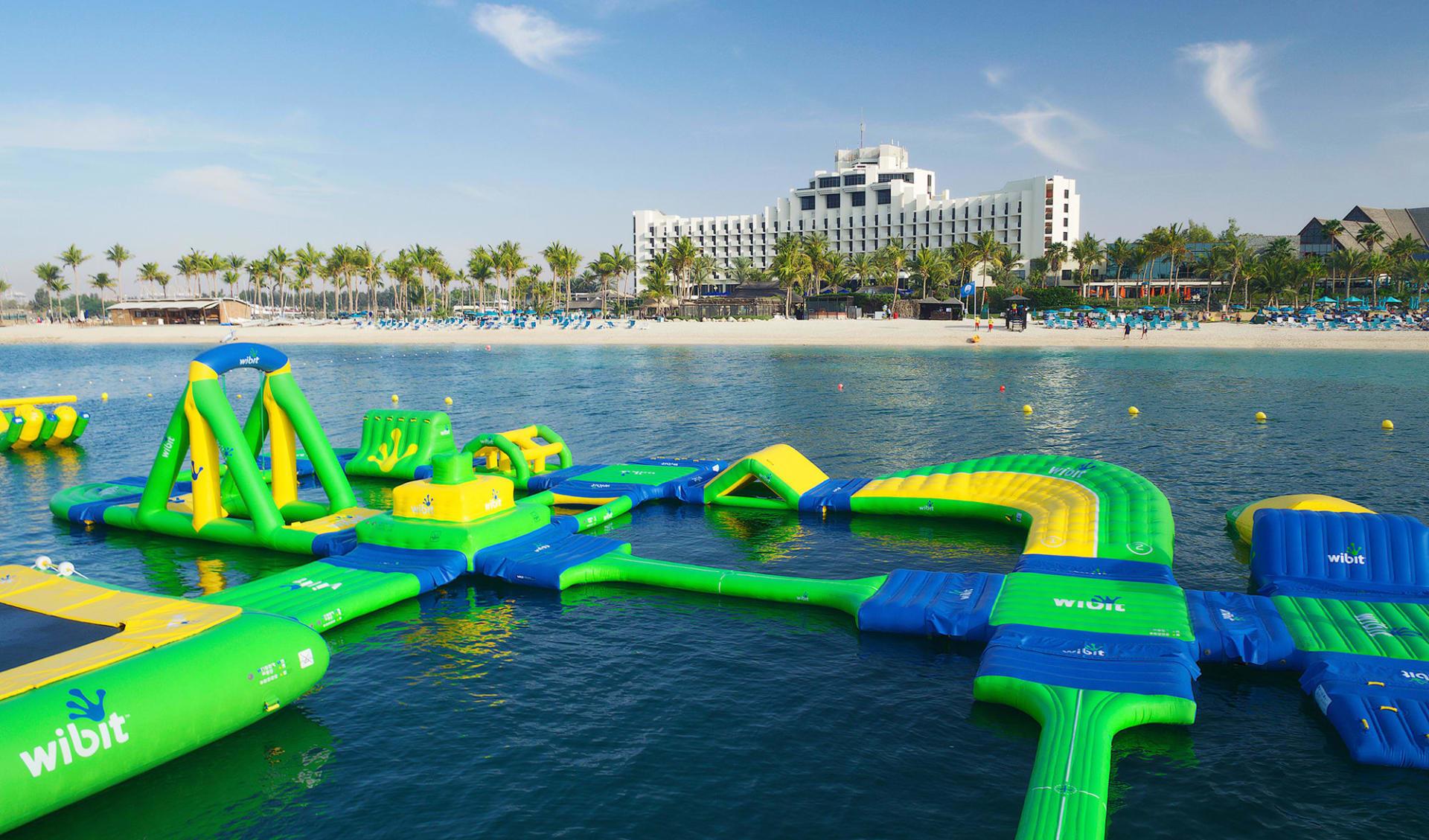 JA Beach Hotel in Dubai: