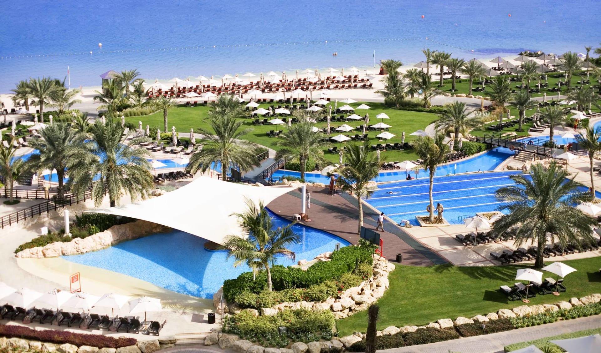 The Westin Dubai Mina Seyahi Beach Resort: