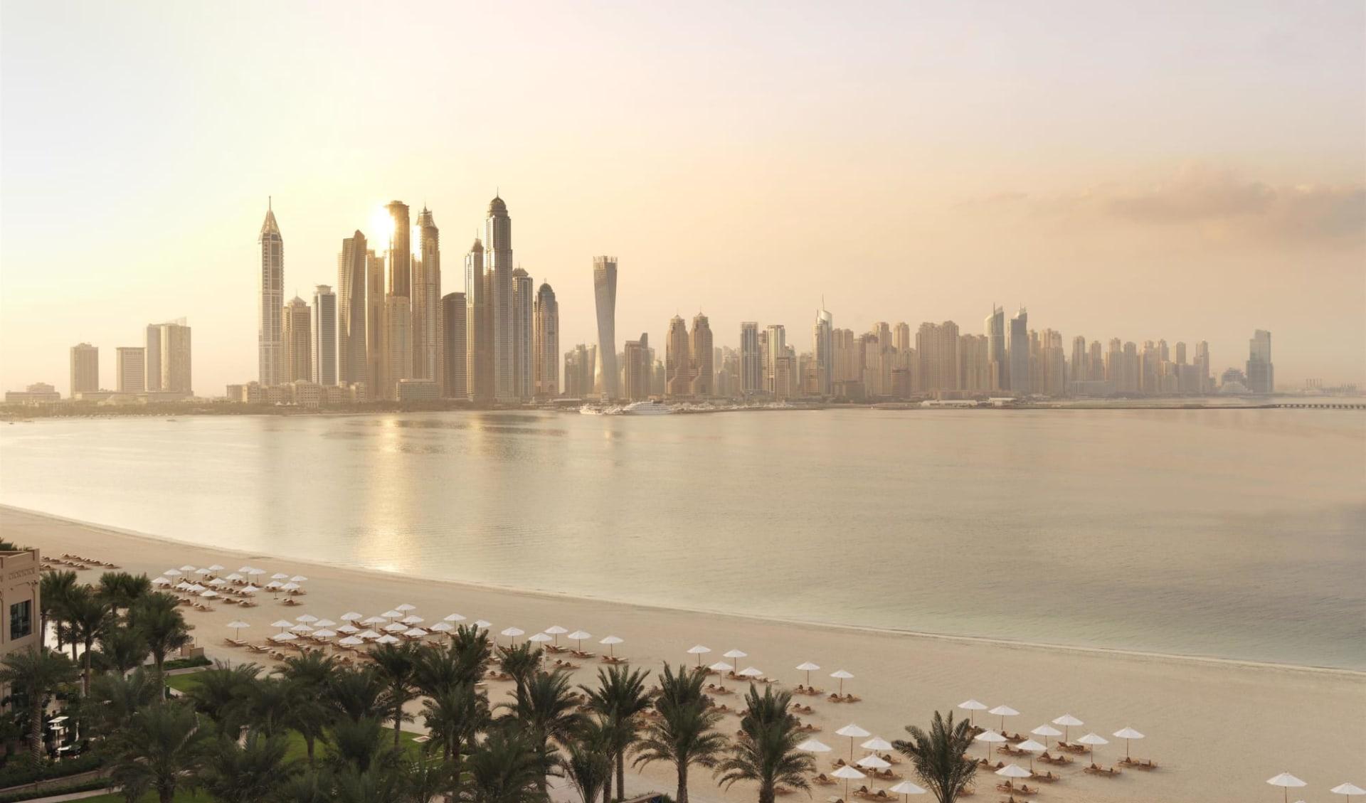 Fairmont The Palm in Dubai: