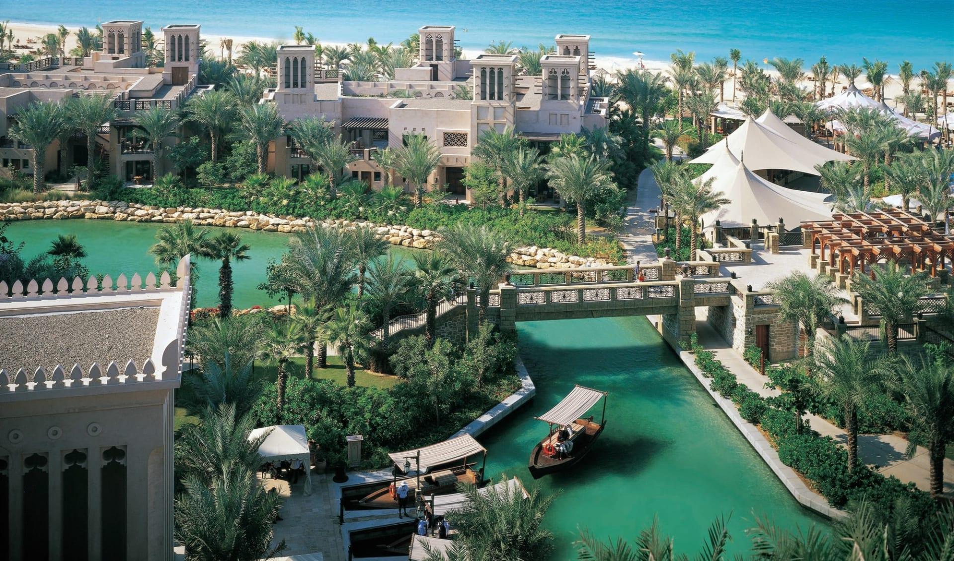 Jumeirah Dar al Masyaf in Dubai: