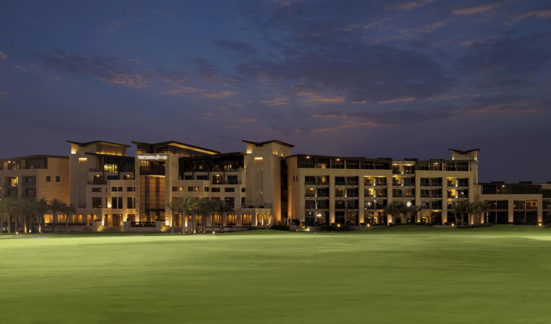 The Westin Abu Dhabi Golf Resort & Spa: