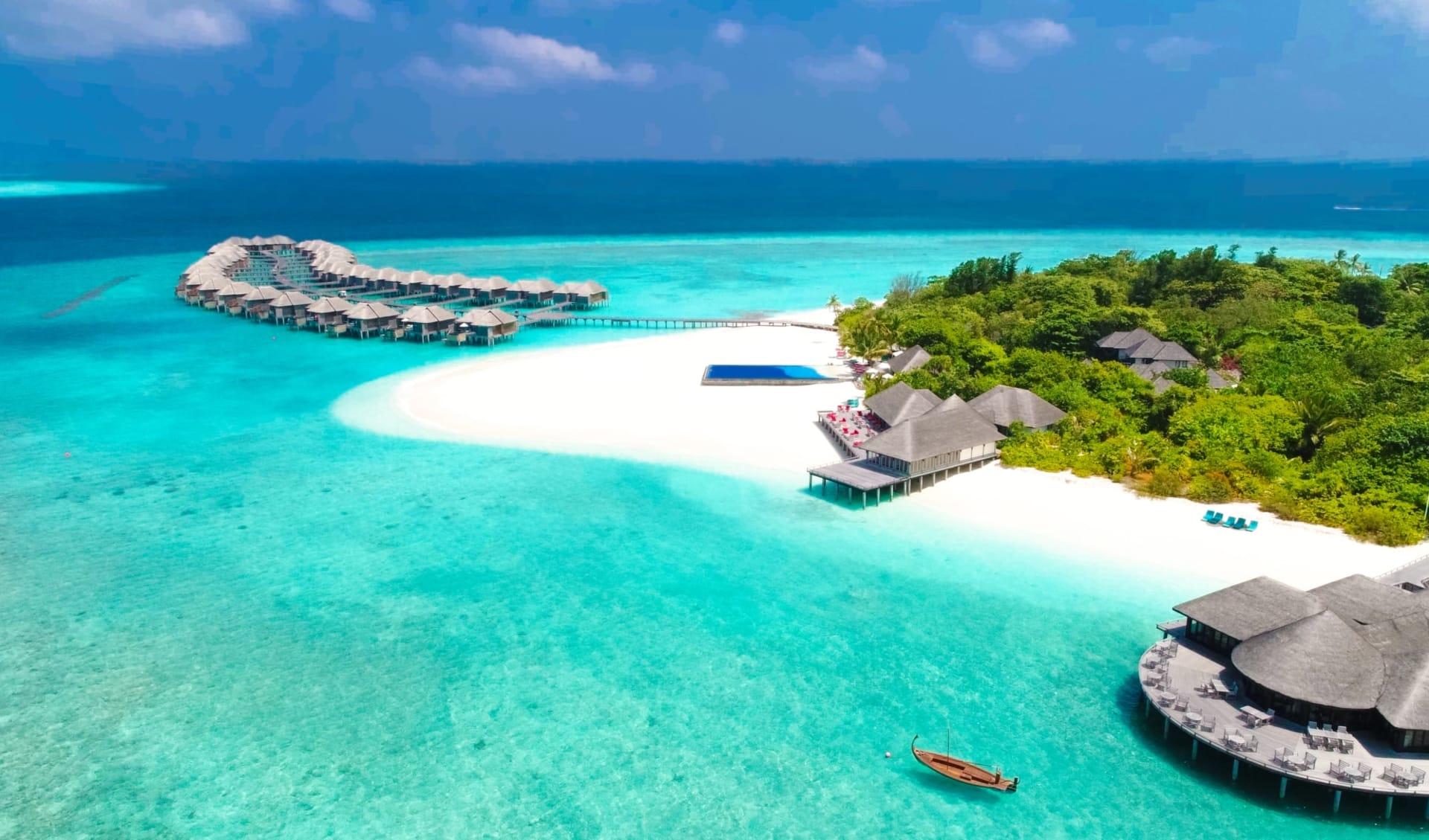 JA Manafaru in Haa Alifu-Atoll: