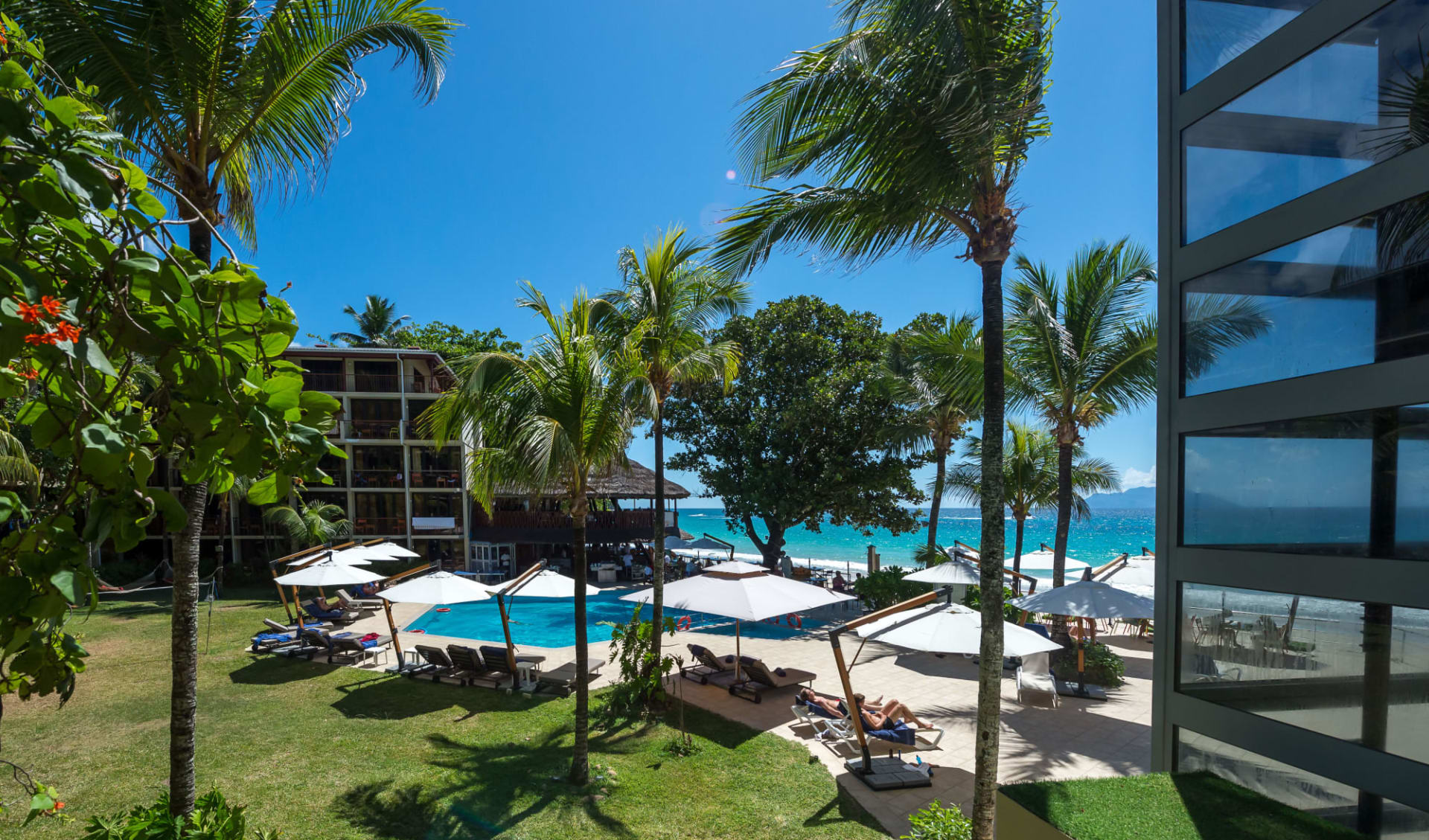 Coral Strand Smart Choice Hotel in Mahé: