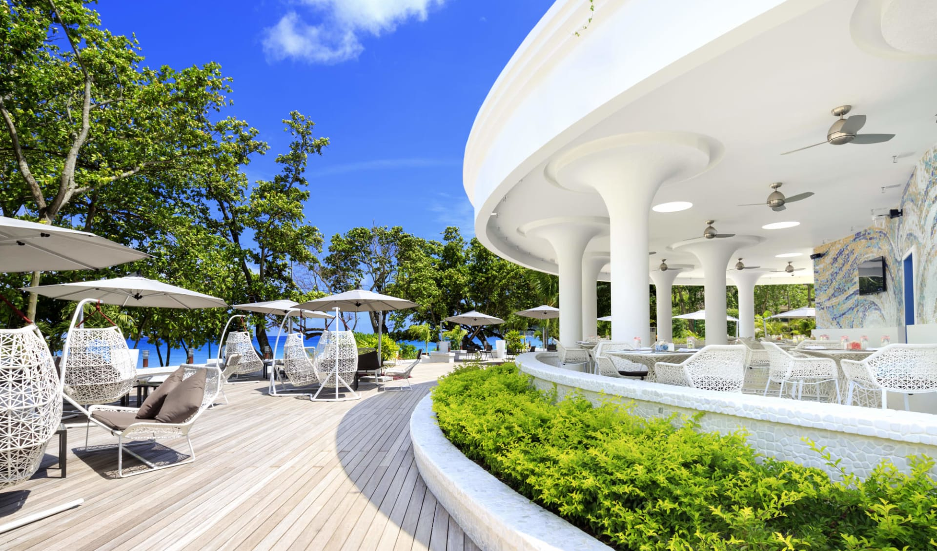 Savoy Seychelles Resort & Spa in Mahé: