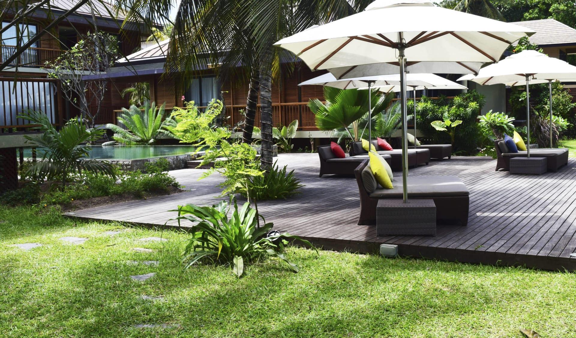 Dhevatara Beach Hotel in Praslin: