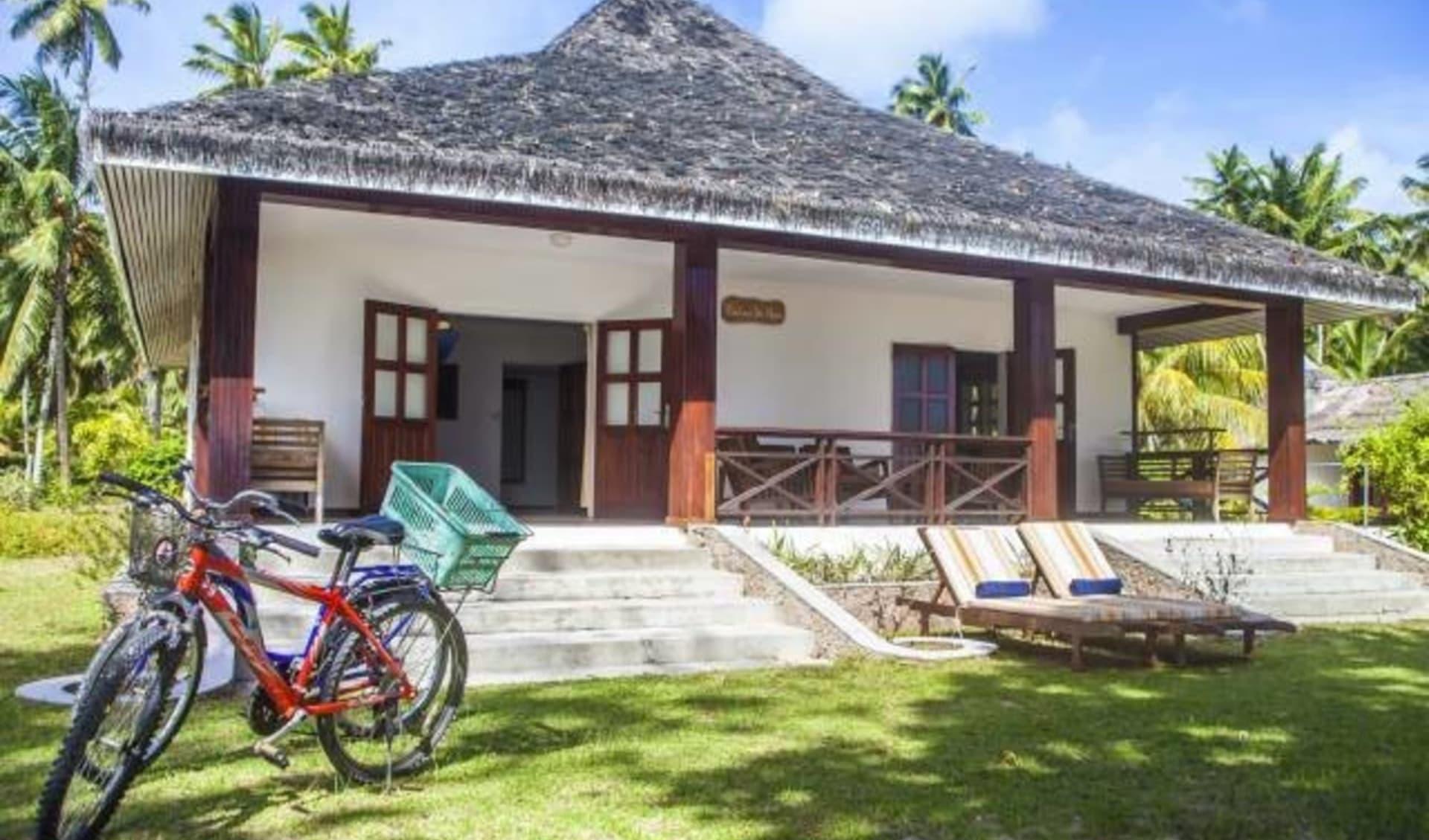 L'Union Two Bedroom Beach Villas in La Digue: