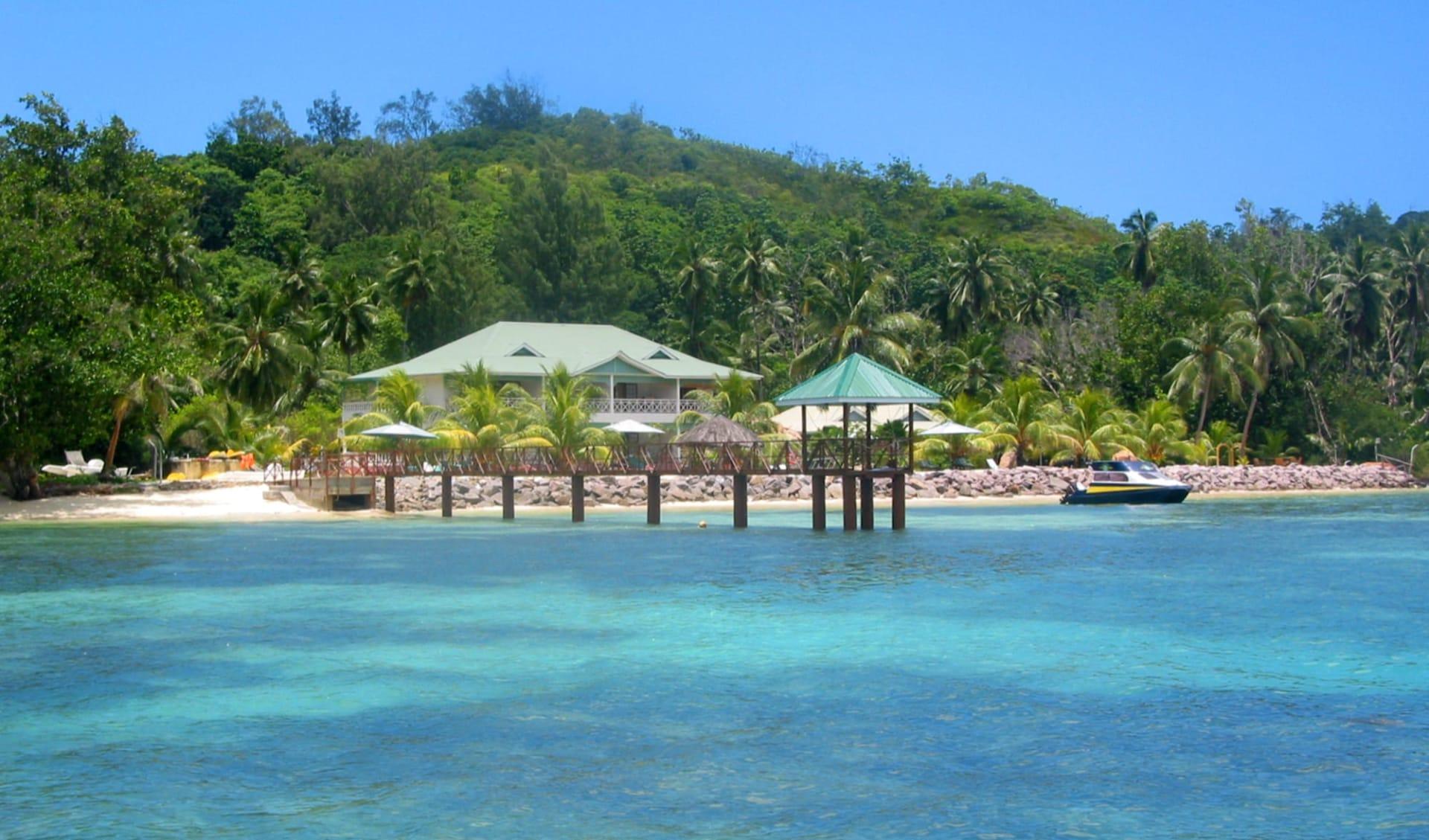 L'Habitation in Cerf Island: