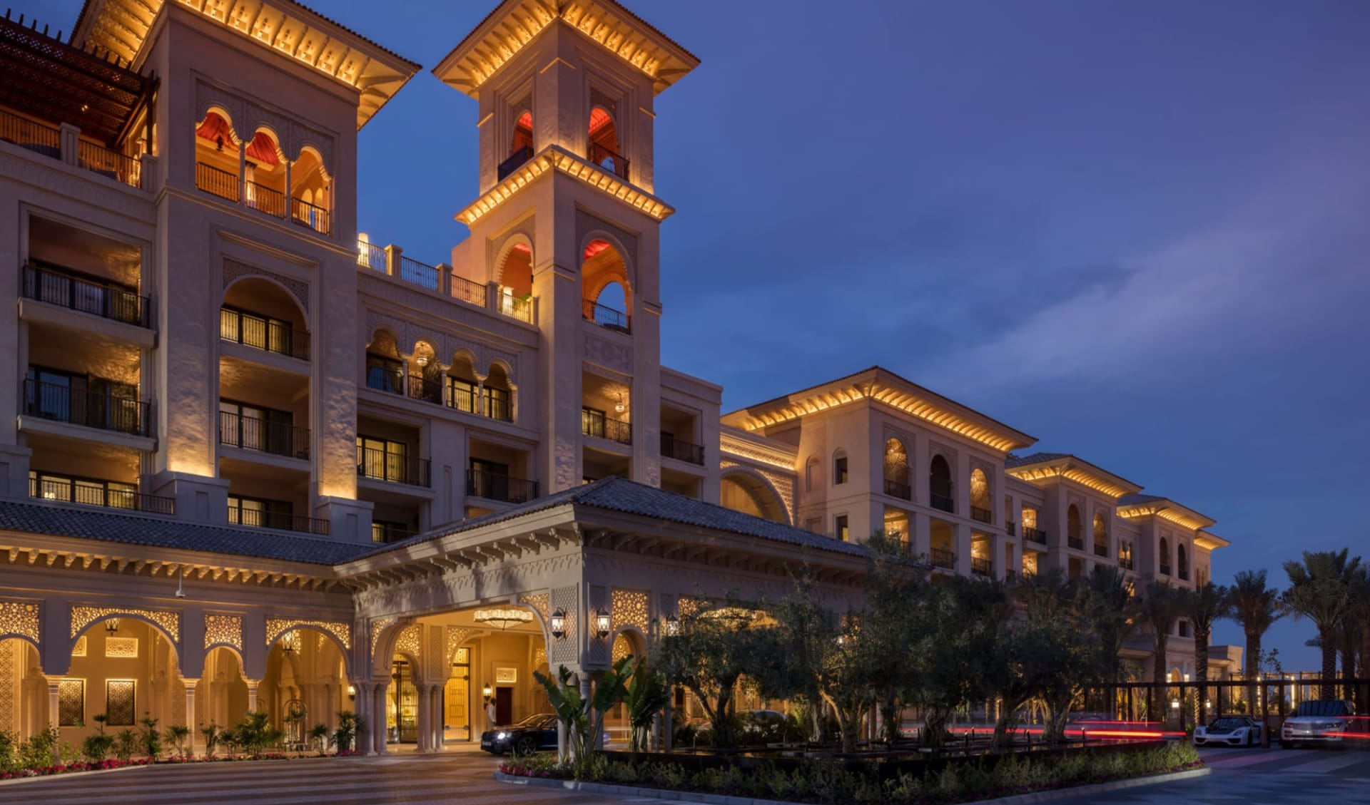 Four Seasons Resort Dubai at Jumeirah Beach:
