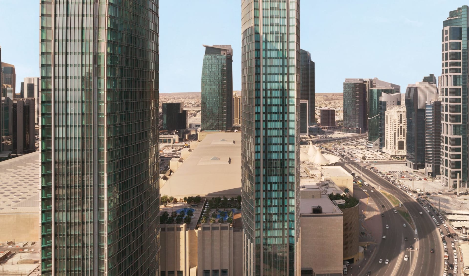 Shangri-La Hotel Doha: