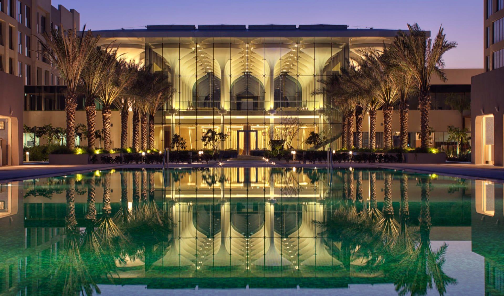 Kempinski Hotel Muscat: