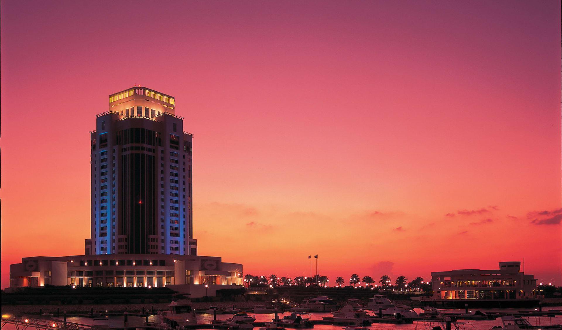 The Ritz-Carlton Doha: