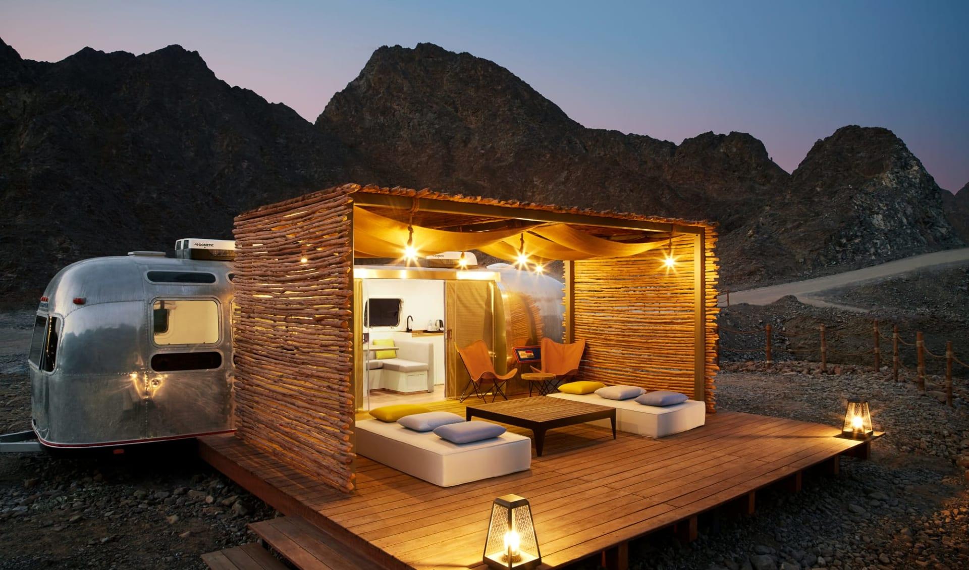 Sedr Trailers Resort in Hatta: