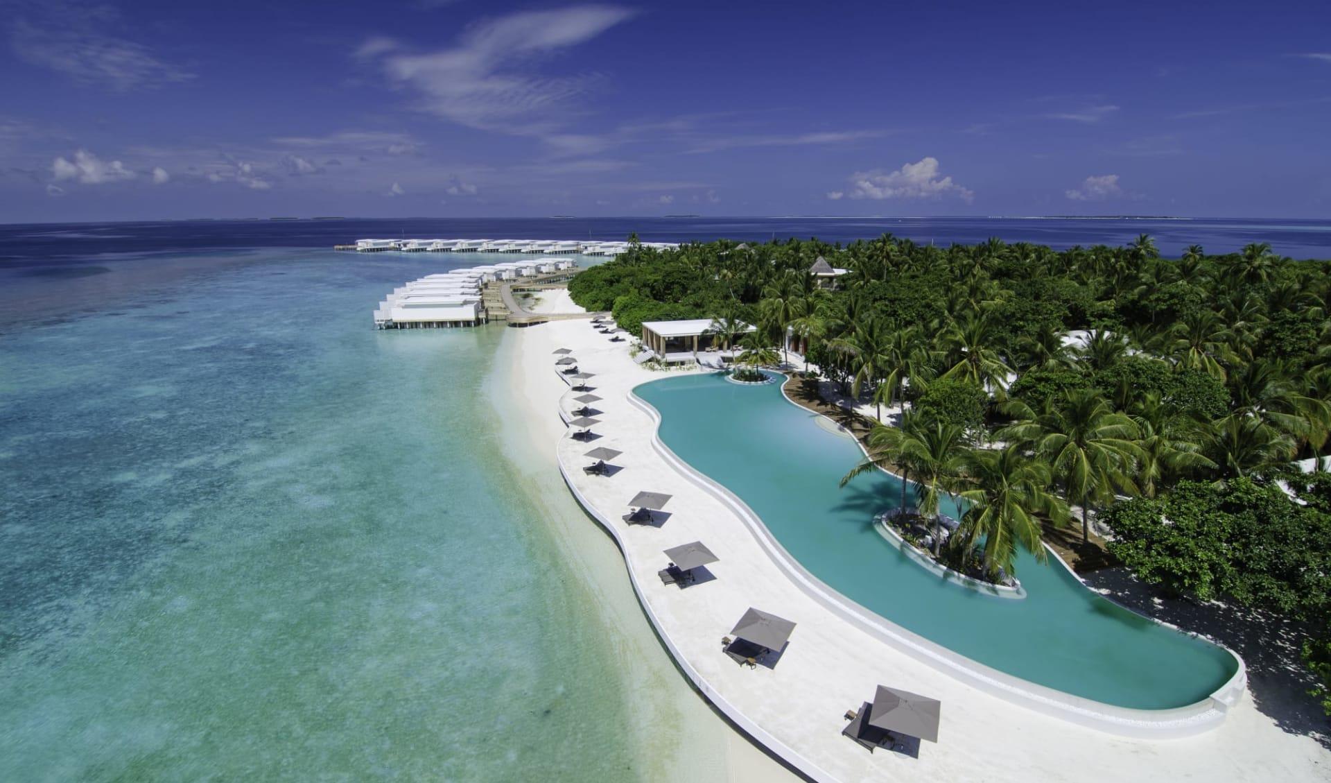 Amilla Fushi in Baa-Atoll: