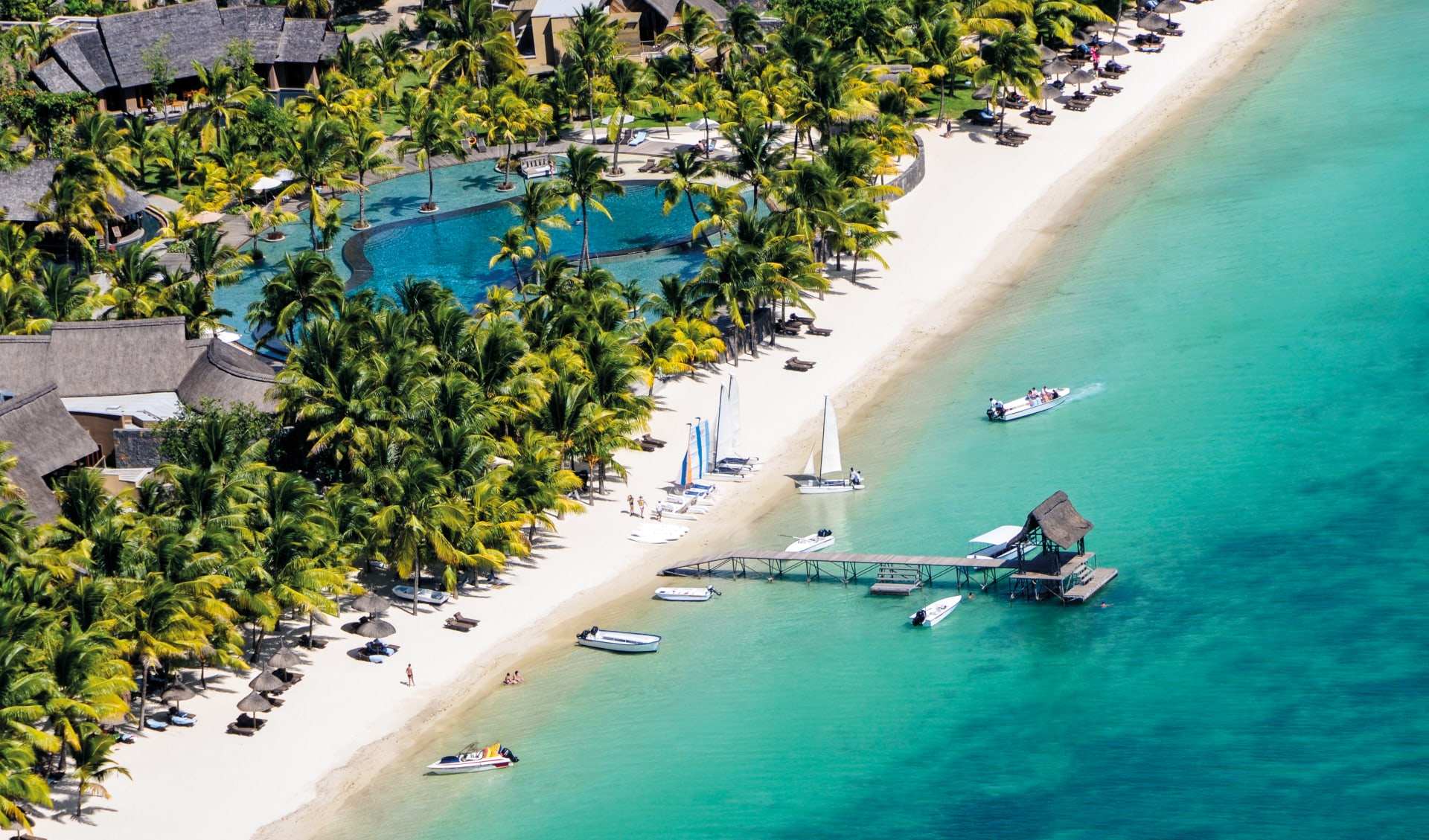 Trou aux Biches Beachcomber Golf Resort & Spa: