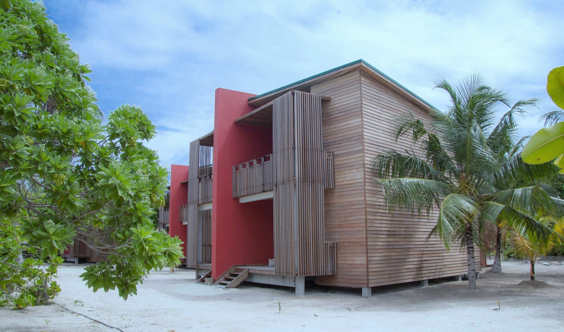 The Barefoot Eco Hotel in Hanimaadhoo: