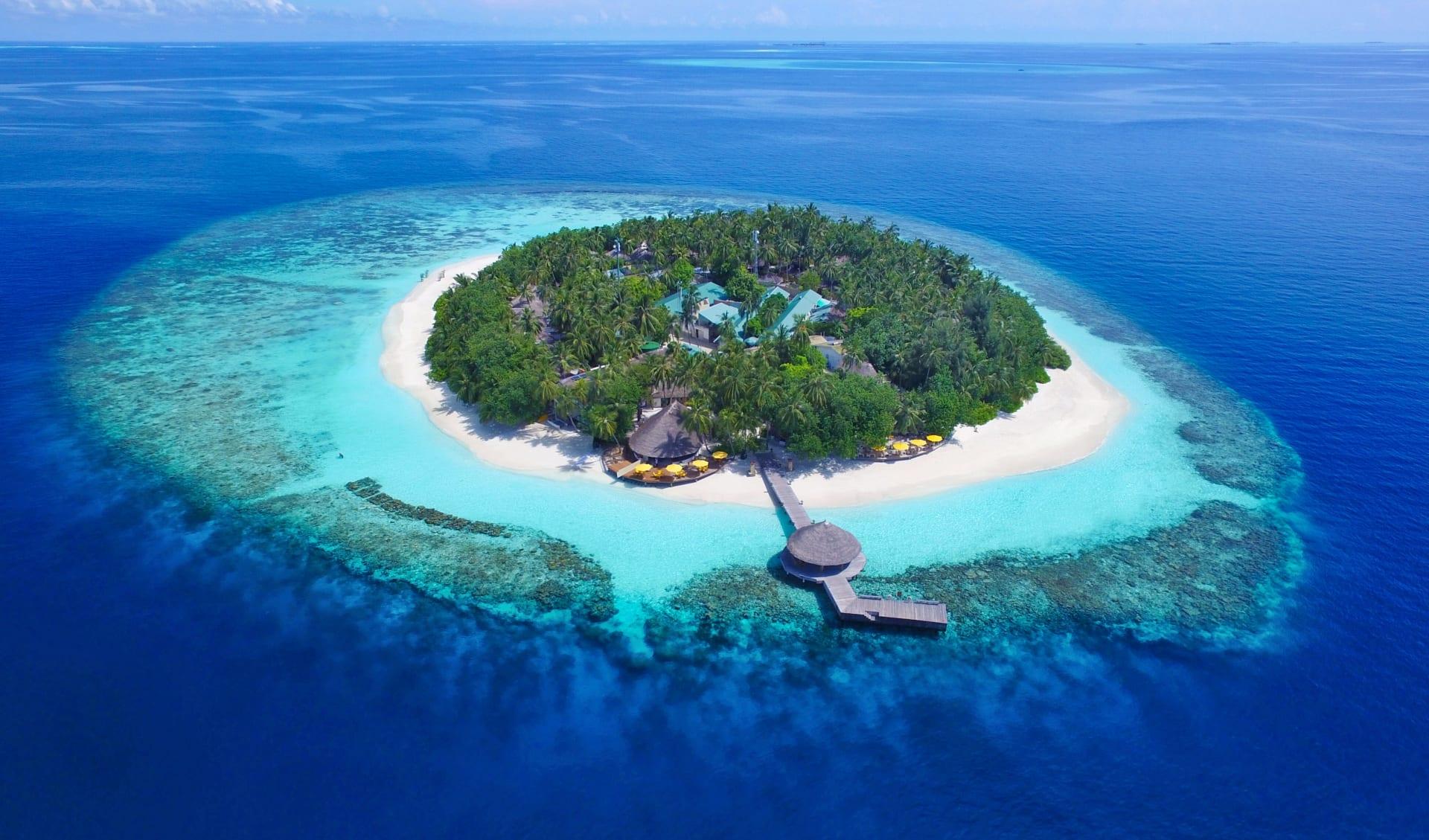 Angsana Ihuru in Nordmale-Atoll: