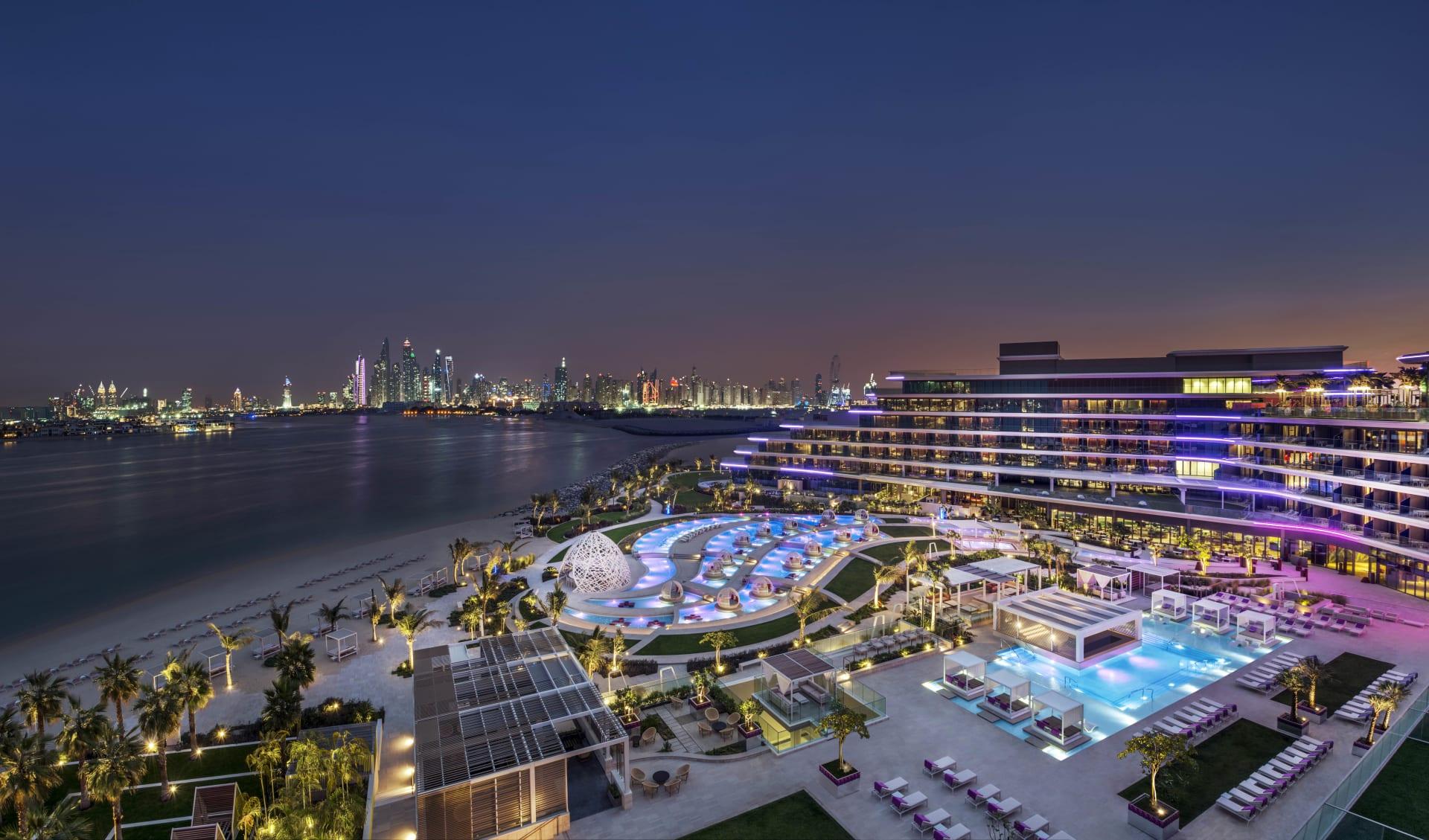 W Dubai - The Palm: