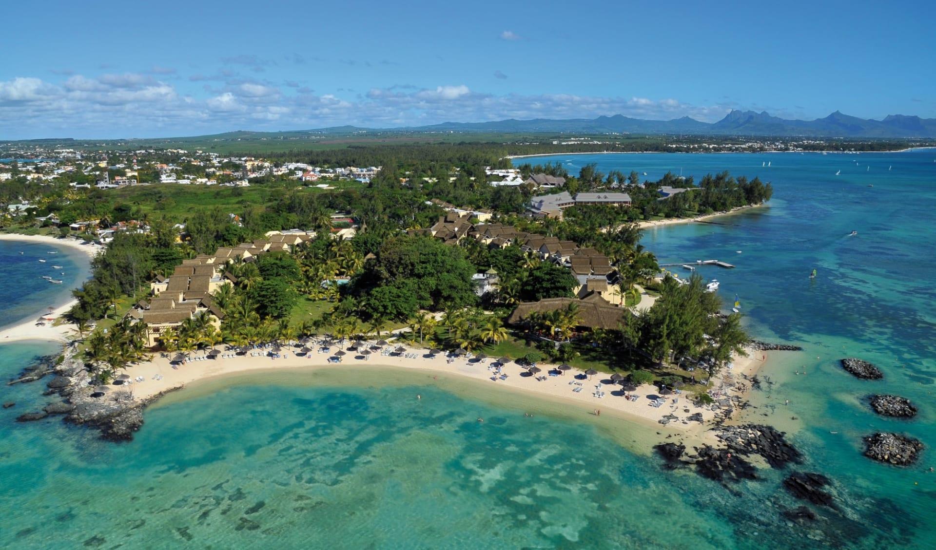 Canonnier Beachcomber Golf Resort & Spa in Pointe aux Canonniers: