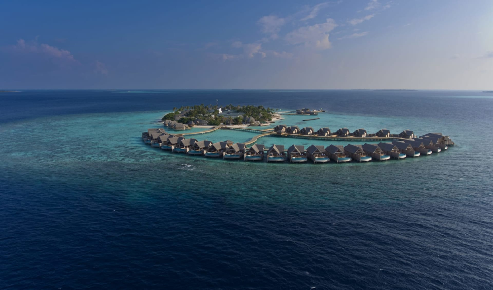 Milaidhoo Island in Baa-Atoll: