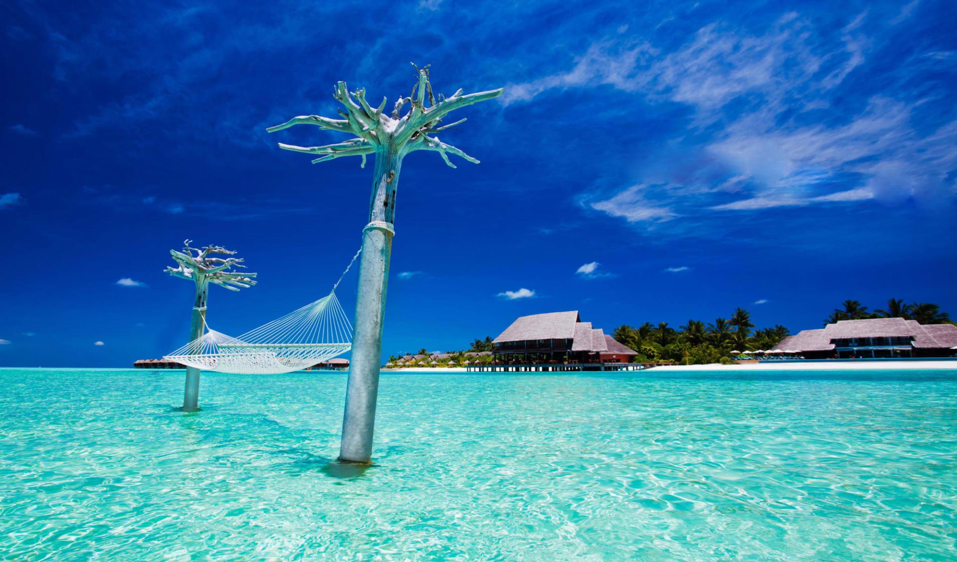 Anantara Dhigu Maldives Resort in Südmale-Atoll: