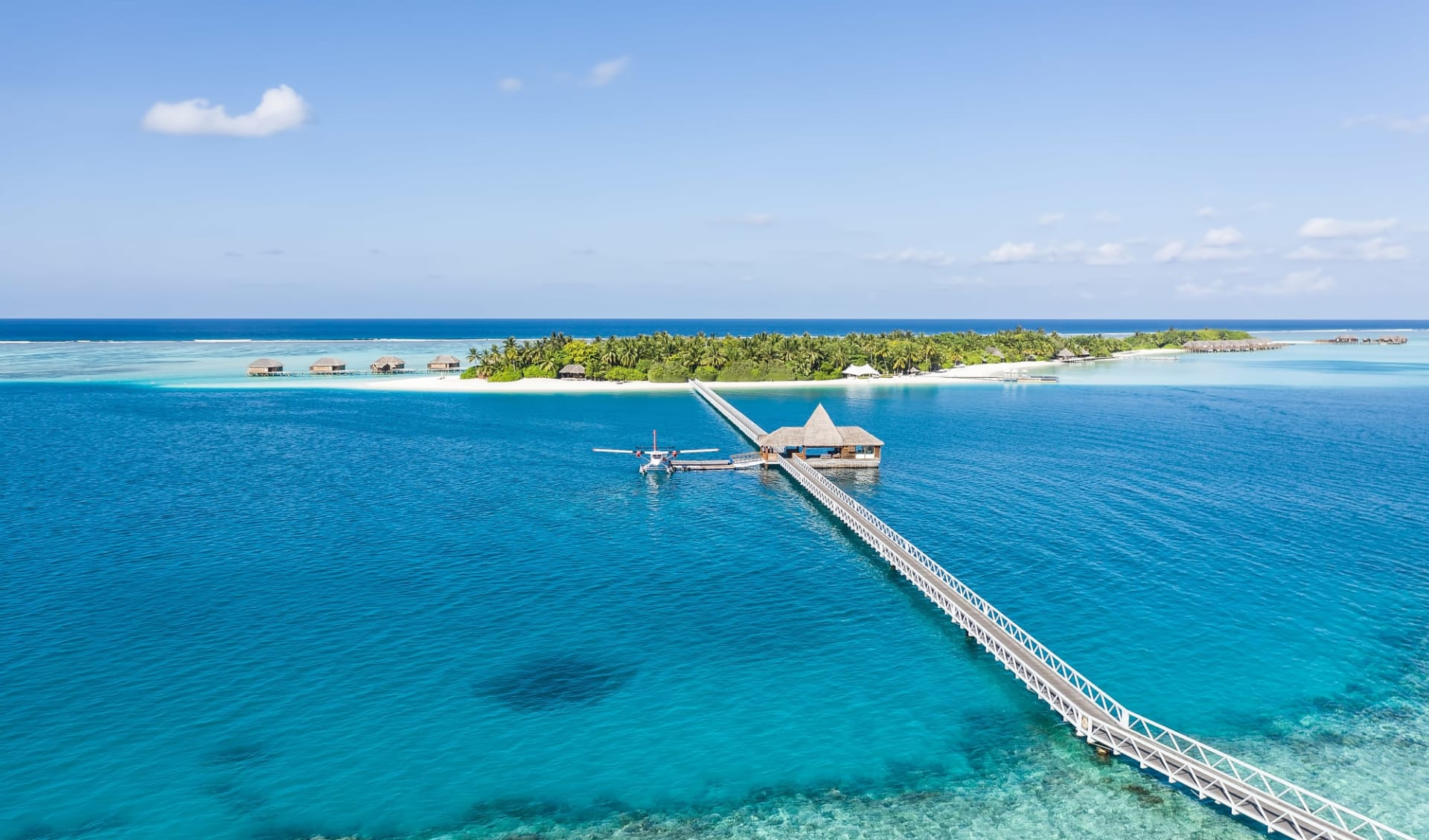 Conrad Maldives Rangali Island in Ari-Atoll: