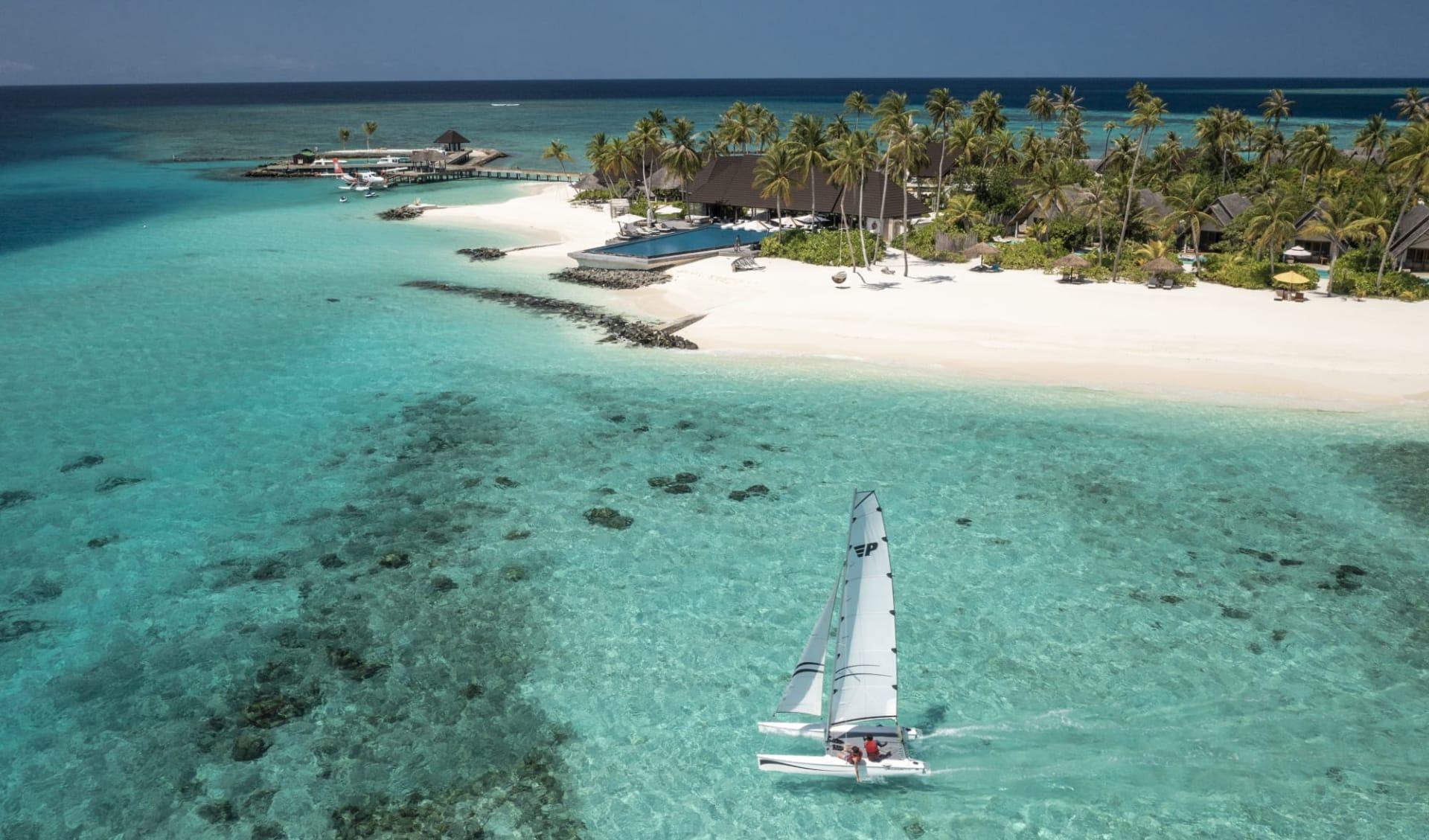 Fushifaru Maldives in Lhaviyani-Atoll:
