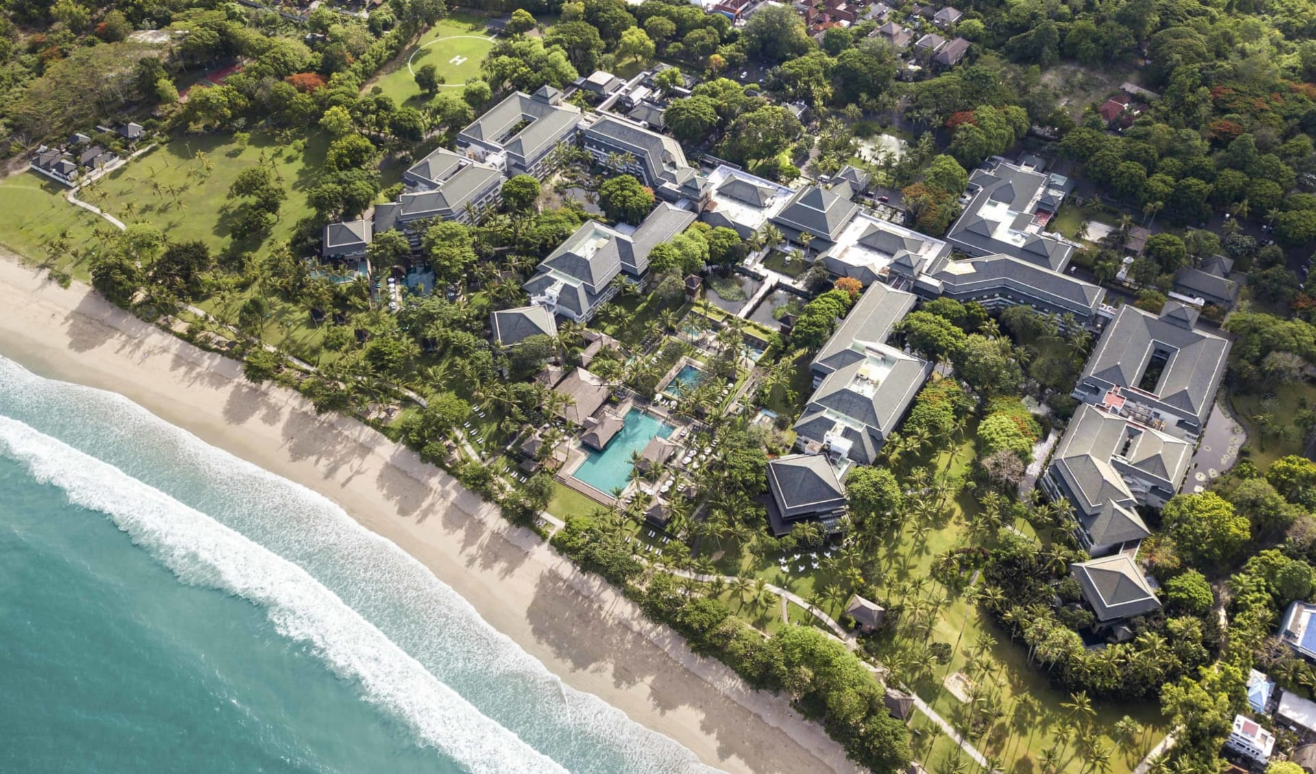 InterContinental Bali Resort in Südbali: Aerial