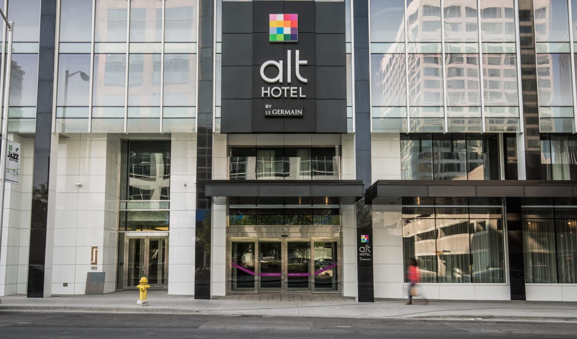 Alt Hotel Ottawa:  ALT Hotel Ottawa_Aussenansicht_Canadvac