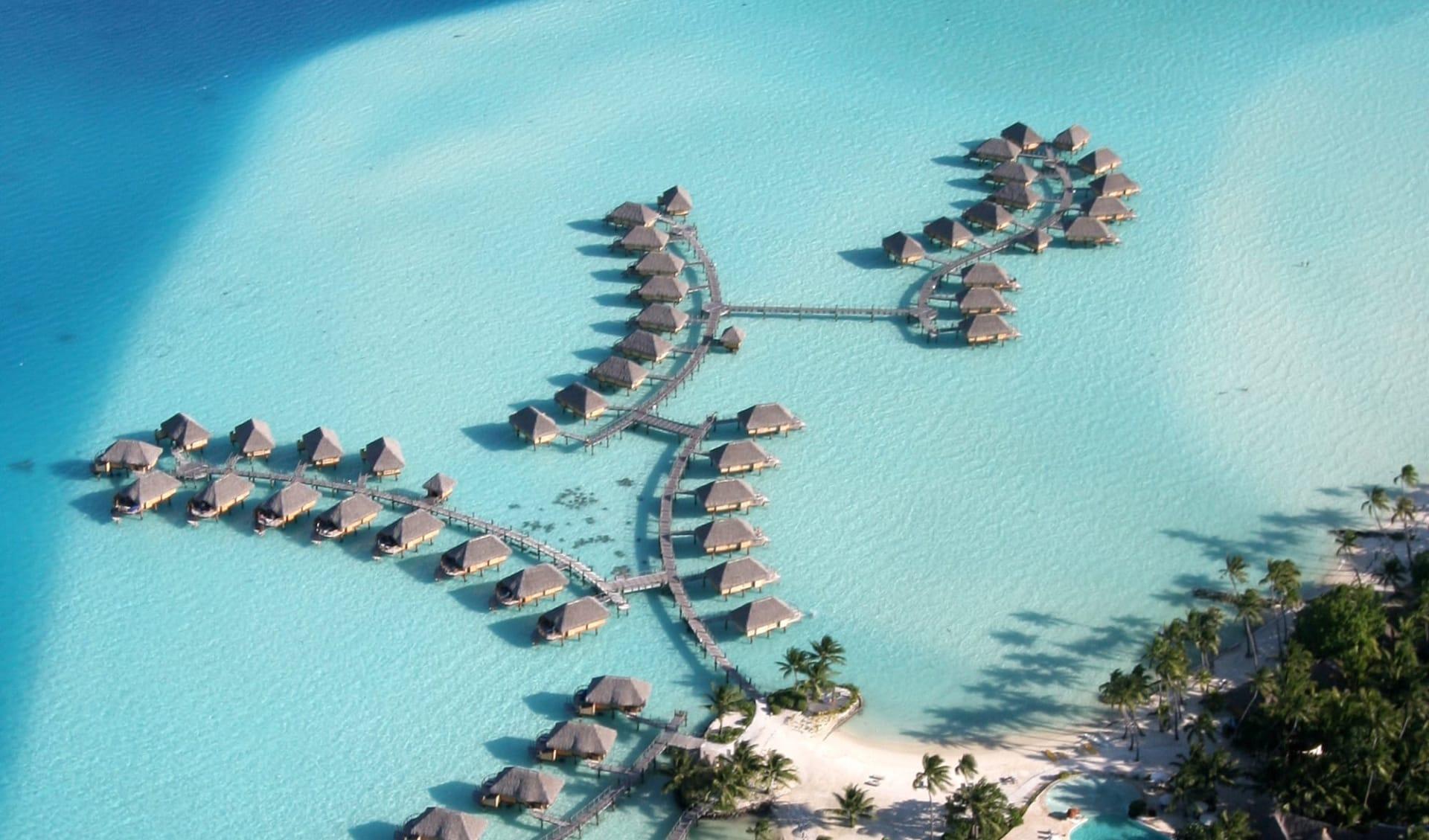 Le Bora Bora by Pearls Resort:  BBPBR_Aerial View (16)