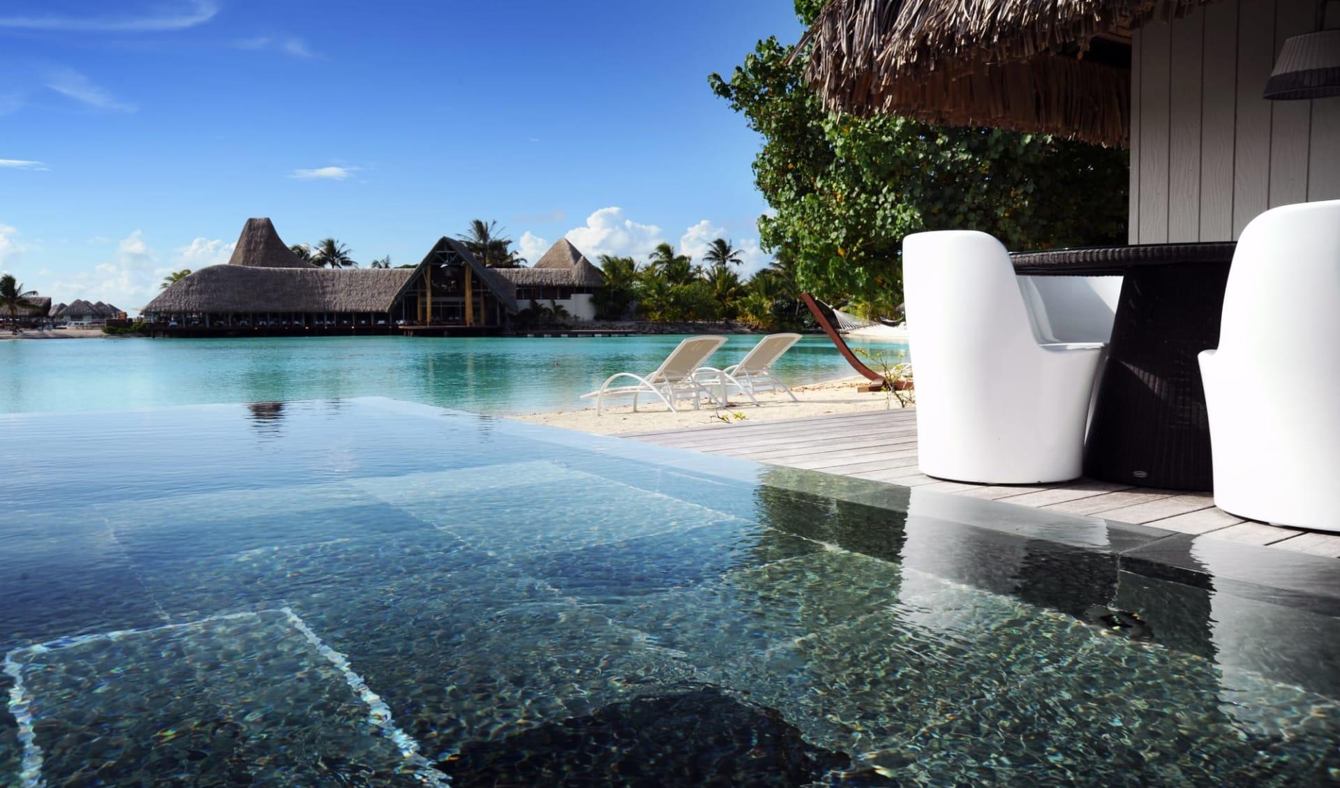 Le Méridien Bora Bora:  BOB Le Meridien - Beach Villa & Suite