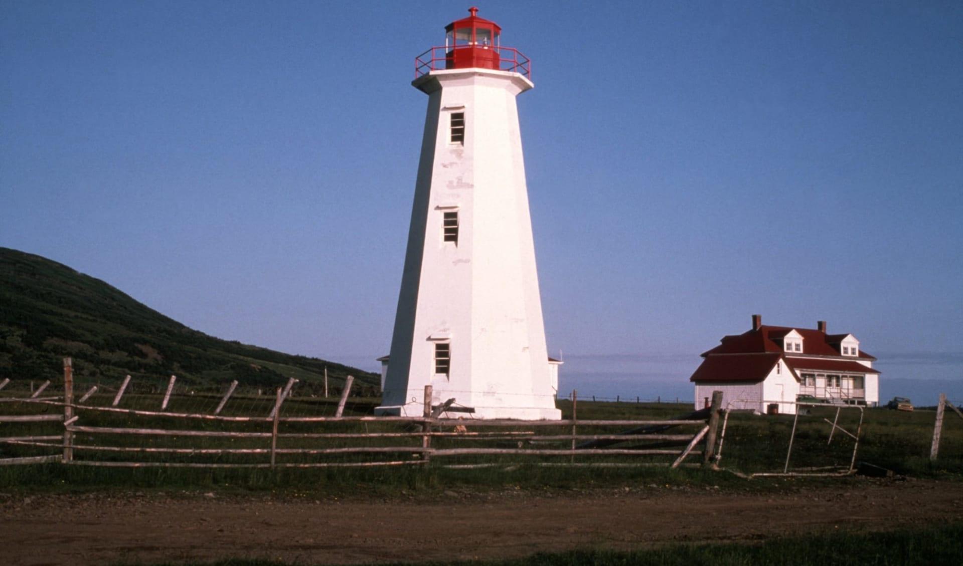 Cape Anguille Lighthouse Inn: Exterior_Cape Anguille Lighthouse Inn, Codroy (NF)